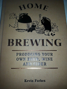 kevin forbes brewing book