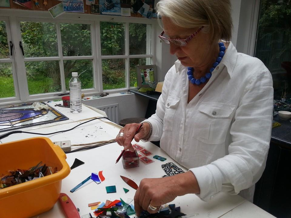 stained glass workshops mayo