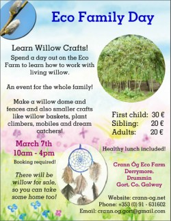 family willow day