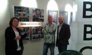 Meeting Barra at the BBC