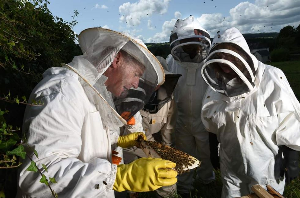 Beekeeping Courses Croan Cottages