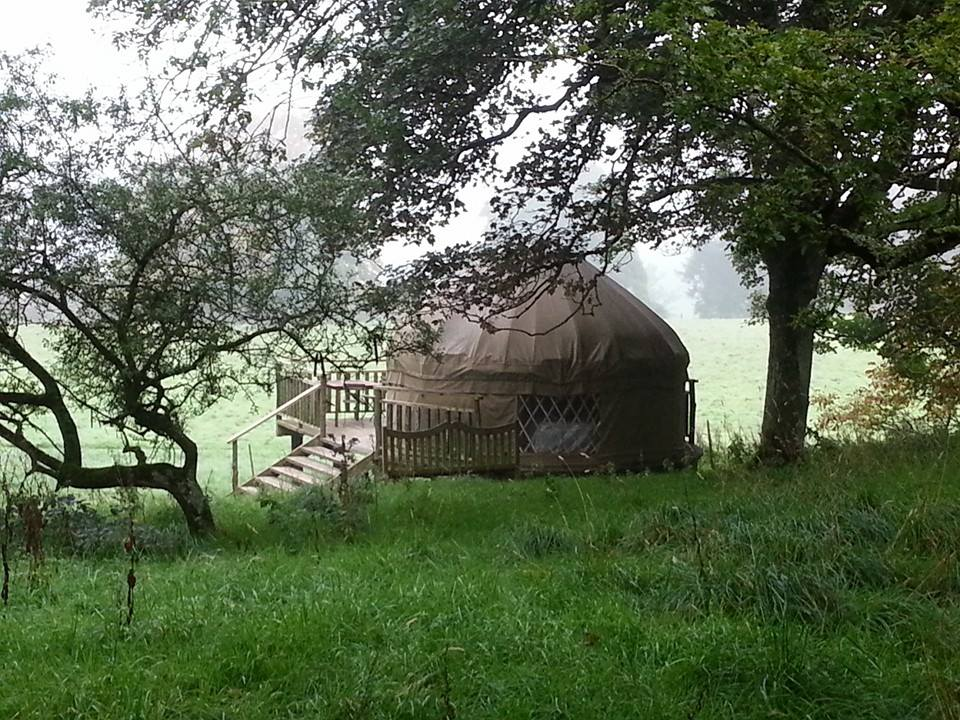 Glamping at Rock Farm Slane