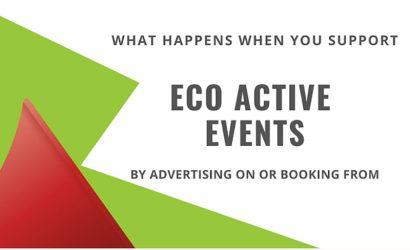 why should you support eco active events