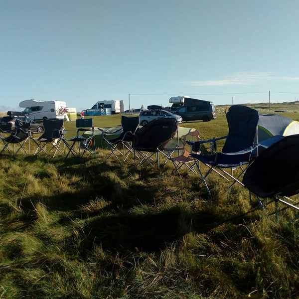 Great Family Place to Camp In Ireland