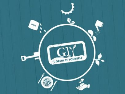 Grow Your Own Food With GIY Ireland